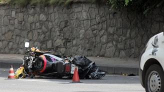 Мотоциклетист пострада при катастрофа в Горна Оряховица