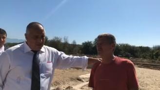 Борисов посети античния град Хераклея Синтика
