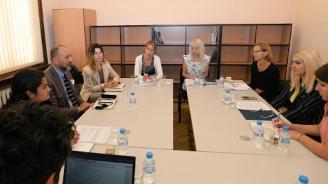 Зам.-министър Ахладова запозна представители на Световната банка с мерките в областта на несъстоятелността