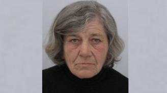 Столичната полиция издирва 65-годишна жена