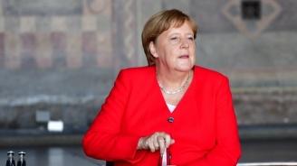 Меркел разкритикува плановете на Нетаняху за анексиране на долината на река Йордан