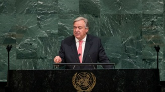 Гутериш откри 74-та сесия на Общото събрание на ООН