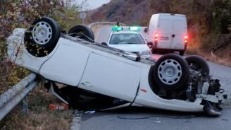 Катастрофа на пътя Монтана - село Ерден: Млад мъж загина