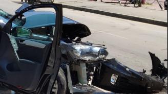 18-годишен предизвика катастрофа във Видин, има ранен