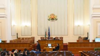 Протестиращи внесоха в парламента 15 882 подписа за промени в НК