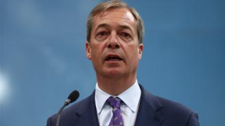 Найджъл Фараж предупреди, че се готви сделка капан за Брекзит