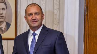 Радев: Подкрепата ни за Македония не трябва да е за сметка на историята ни