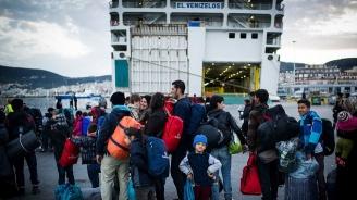 Италия и Франция се съгласиха: Мигрантите трябва да бъдат разпределяни в ЕС