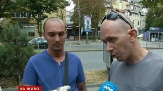 Собственик на питбул го насъскал срещу двама мъже във Варна