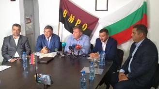 На предстоящите местни избори във Варна ВМРО ще се яви самостоятелно