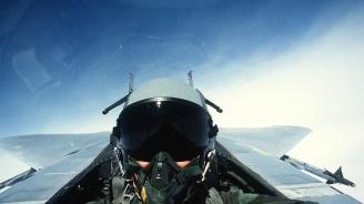 Пилот на ВВС е загинал при учение във Франция