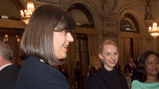 Лаура Кьовеши одобрена за главен прокурор на ЕС, процедурата продължава