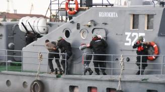 Набират войници с демонстрация по задържане на кораб в акваторията на Бургас