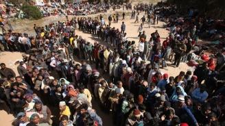 Либия е заловила близо 500 мигранти недалеч от Триполи