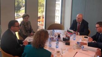 Цацаров и Гешев се срещнаха в Хага с президента на Евроджъст Ладислав Хамран
