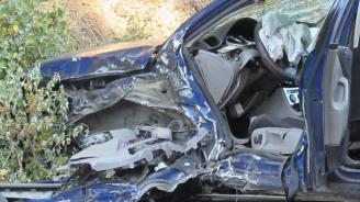 ПТП край Хасково с кола с немска регистрация и турски шофьор