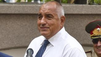 Бойко Борисов поздрави кмета на Враца
