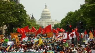 МВнР: Над 600 протеста са планирани в САЩ днес и на 27 септември