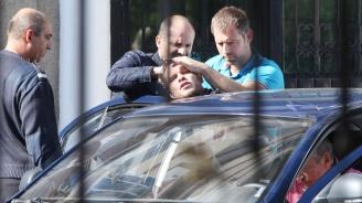 Джок Полфрийман излезе от затвора