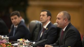 Румен Радев отива в САЩ за 74-ата сесия на Общото събрание на ООН