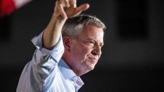 Кметът на Ню Йорк се оттегля от надпреварата за президентската номинация на демократите в САЩ