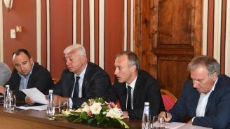 Красимир Вълчев подкрепи Сдружение ''Бизнесът за Пловдив'' за създаването на клъстър в областта на иновациите