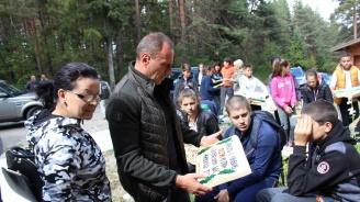 Георги Икономов: Няма по-голяма мощ от общите призиви на нашите деца, за които природата е единствен дом