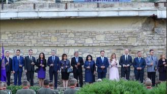Народни представители от ГЕРБ се включиха в честванията на Деня на Независимостта във Велико Търново