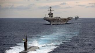 Военноморски учения с участието на 6 държави от червеноморския басейн започнаха днес в Саудитска Арабия