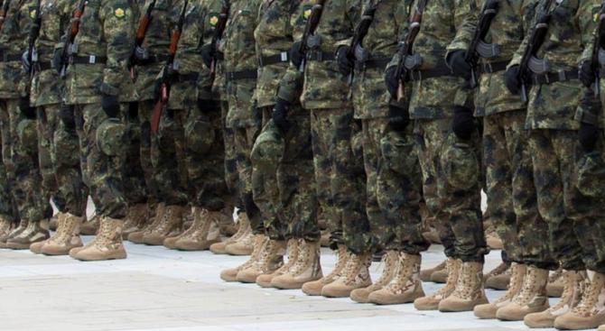 """Информационната кампания """"Бъди войник"""" на Министерството на отбраната за популяризиране"""