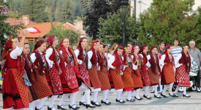В Деня на независимостта на България, Добринище чества своя празник.