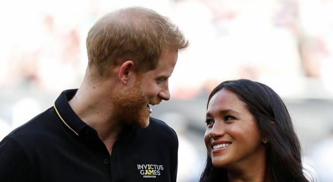Принц Хари и Меган заминаха за Африка със сина си Арчи