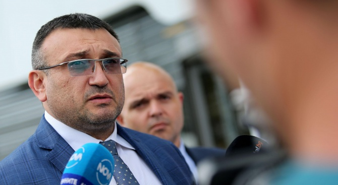 Министърът на вътрешните работи Младен Маринов поздрави участниците в 37-ата