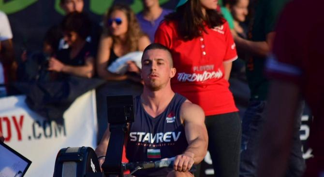 Сръбският състезател Лука Дукич е тазгодишният победител в международното състезание