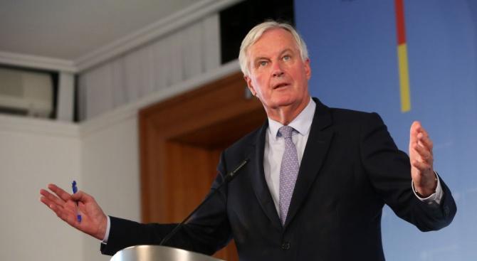 Главният преговарящ на ЕС: Постигането на споразумение с Великобритания е трудно