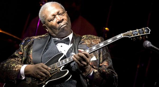 Продадоха на търг китара на Би Би Кинг за 280 000 долара