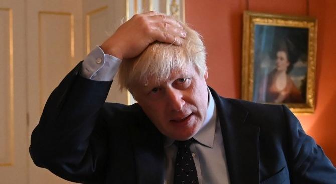 Британският премиер Борис Джонсън развесели делегатите в Общото събрание на