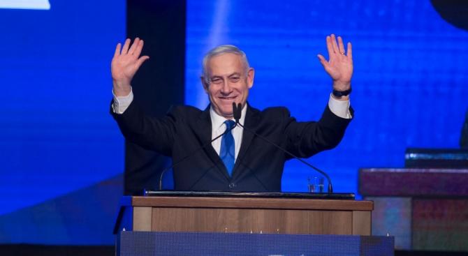 Президентът на Израел Реувен Ривлин възложи на действащия десен премиер