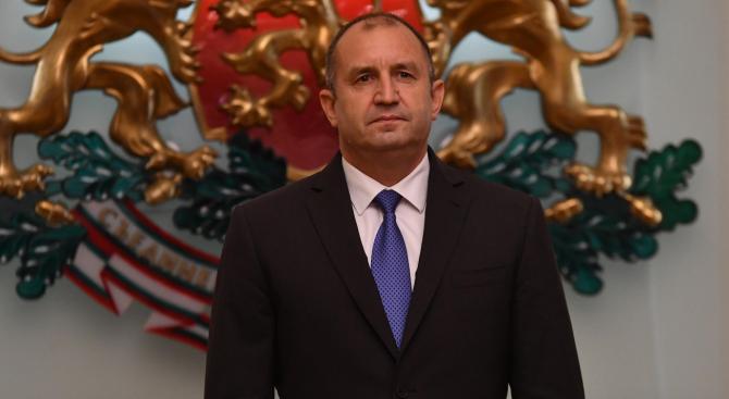 По инициатива на държавния глава Румен Радев на 30 септември,