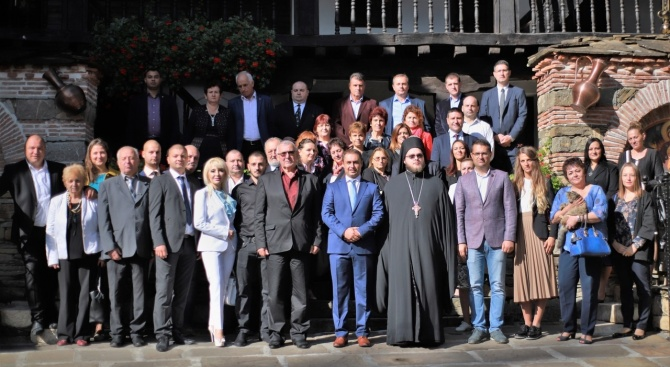 Кандидатът за кмет на Троян от ГЕРБ Иван Миховски: Ще работя за по-ускорено развитие на Троян