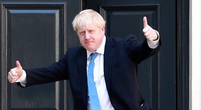 Борис Джонсън: Поех задачата да ръководя партията и страната си в трудни времена