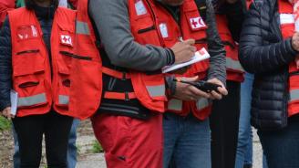 Екипи на ПСС са издирвали две момичета в планината край Сливен