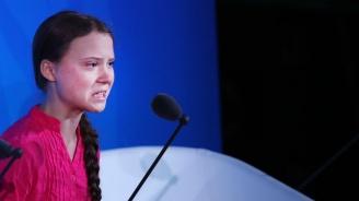 Грета Тунберг с гневна реч срещу световните лидери на срещата на върха за климата