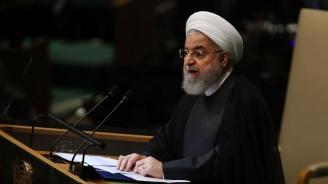 """Хасан Рохани: Посланието на Иран към света е """"мир и стабилност"""""""