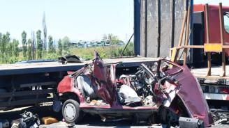 28ранени при пътни катастрофи у нас през денонощието