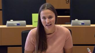 Ева Майдел към Марио Драги: ЕЦБ трябва да предотвратява икономически кризи