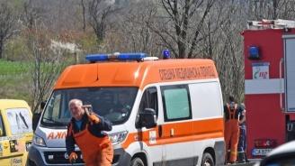 Катастрофа между кола и ТИР: Има пострадал