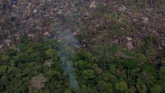 Амазония не е наследство на човечеството, заяви Болсонаро