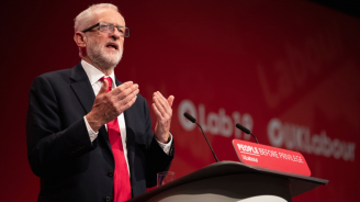 Корбин се обяви за предсрочни избори, след като отмине опасността от Брекзит без сделка