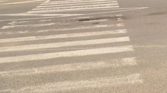 Блъснаха 84-годишна пешеходка в Пловдив